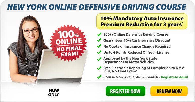Defensive Driver Training Course